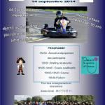 Kart au Mans