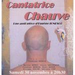 """""""La Cantatrice Chauve"""" à Vergèze"""