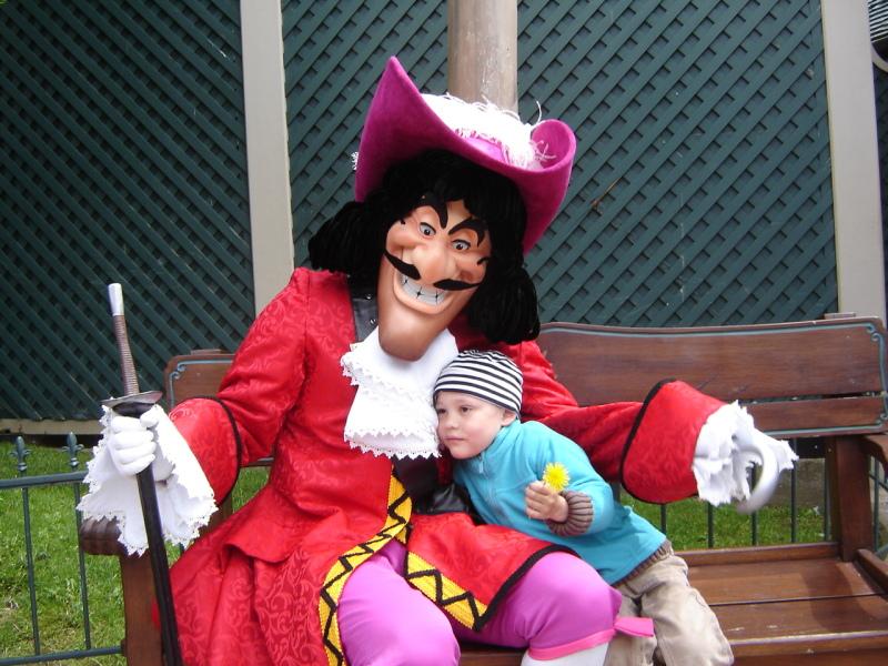 Disneyland - Pour le sourire d'Isaac