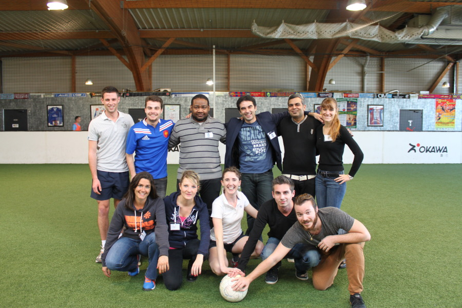 Futsal - Pour le sourire d'Isaac